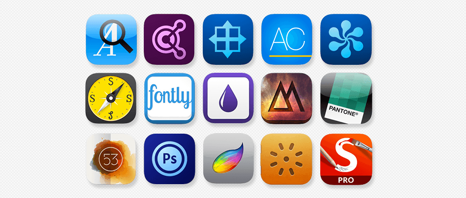 15 Design Apps for Your Consideration