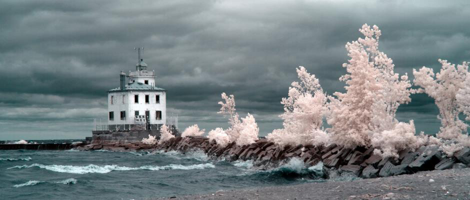 Inspiration in Infrared