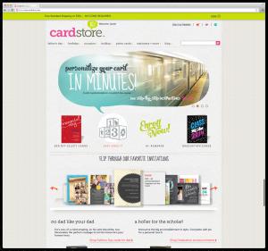 American greetings cardstore web design designroom creative american greetings cardstore web design m4hsunfo