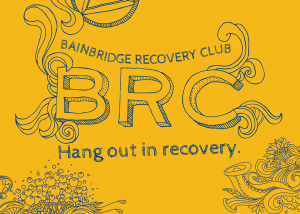 Bainbridge Recovery Club Logo