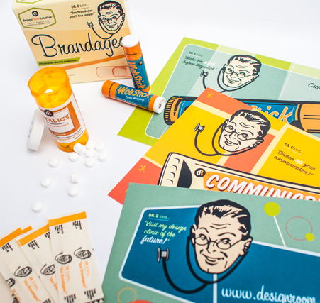 Case study: designRoom Creative Doctor C Products