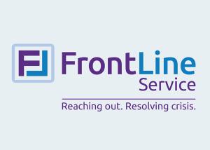 Front Line Service Branding
