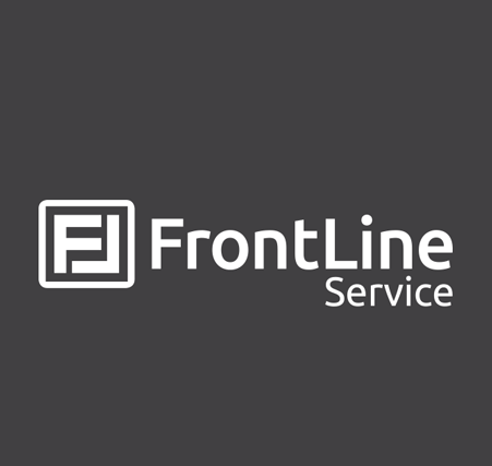 Front Line Service Branding | Brand Identity | Mental Health
