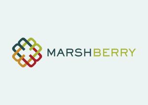 Marshberry Logo Branding