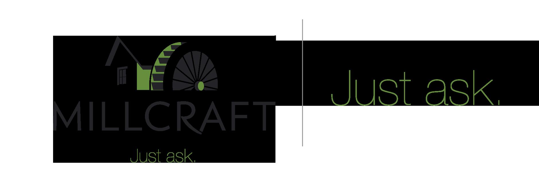 Millcraft Logo-and-Tagline | Company Rebranding