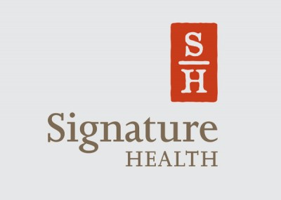 Signature Health: New Name and Logo