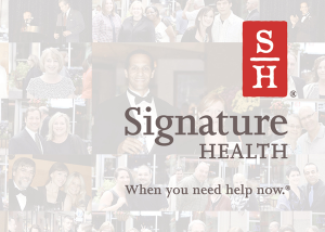 Signature Health Annual Reports