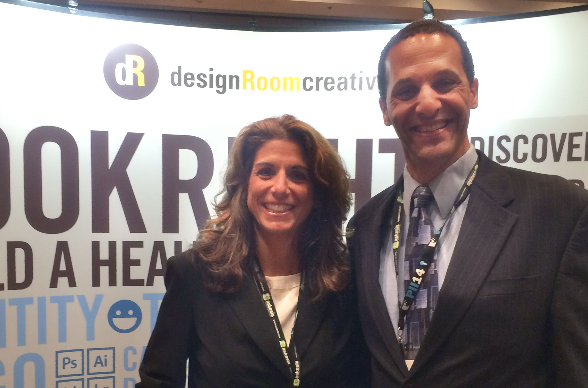 Kelly Farrell and Jonathan Lee of Signature Health