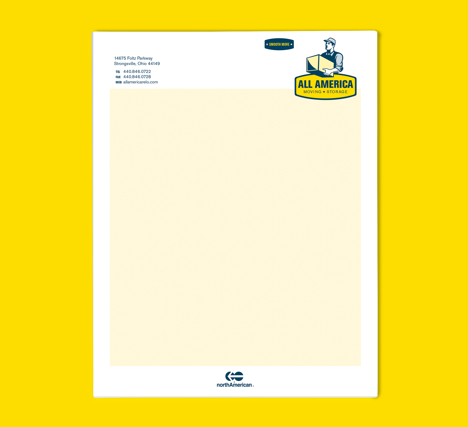 Custom Letterhead | Brand management