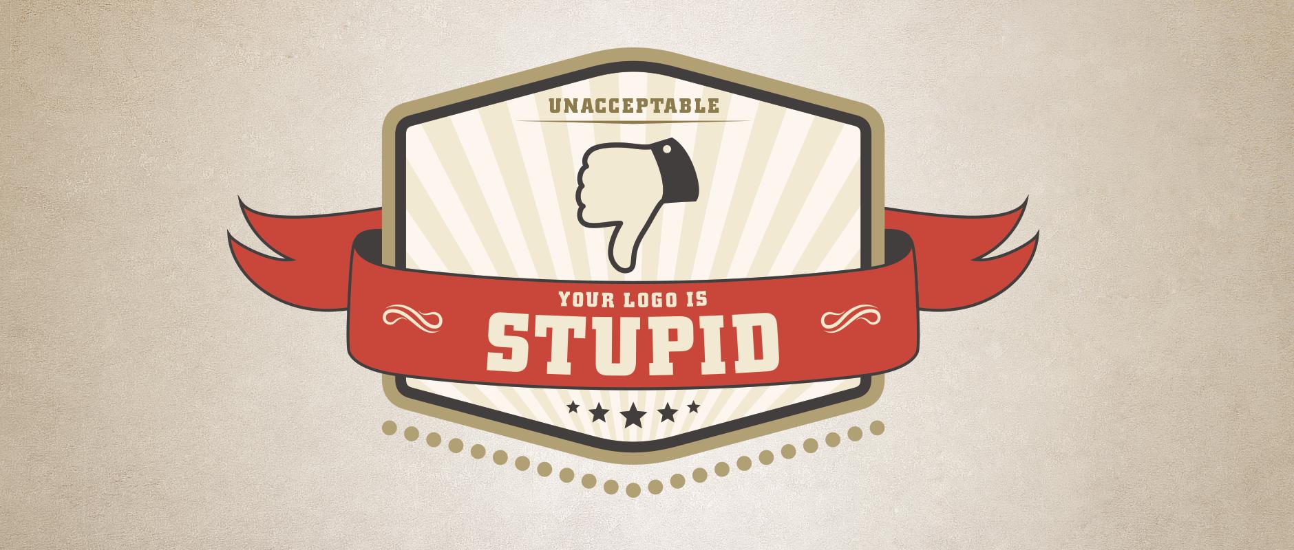 Stupid Logo