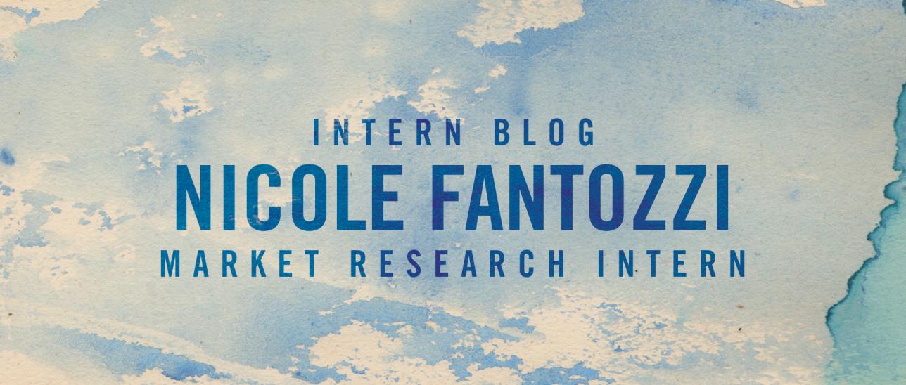 Marketing Intern Nicole Says Hello