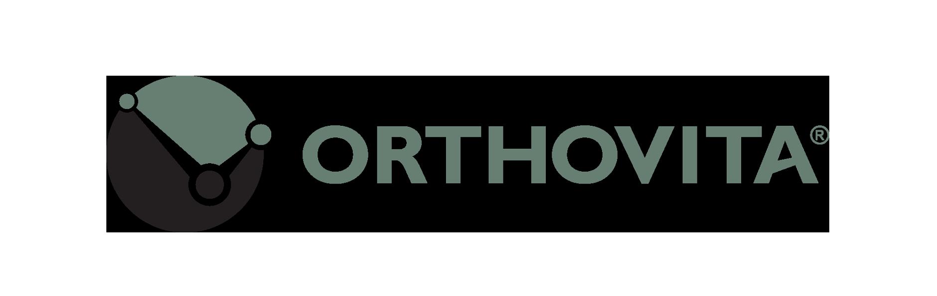 Orthovita Branding Logo Full | Branding | Healthy Brand