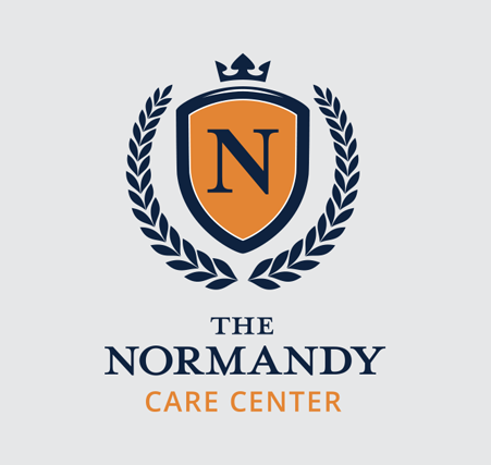 The Normandy Care Center Logo   Rebranding Agency