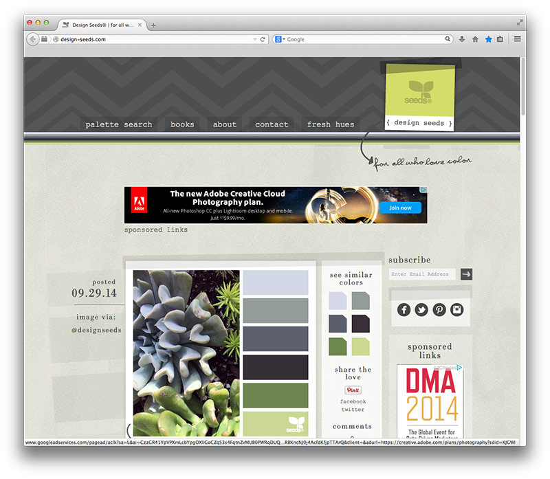 -Designseeds.com   Logo Design   Logo Colors