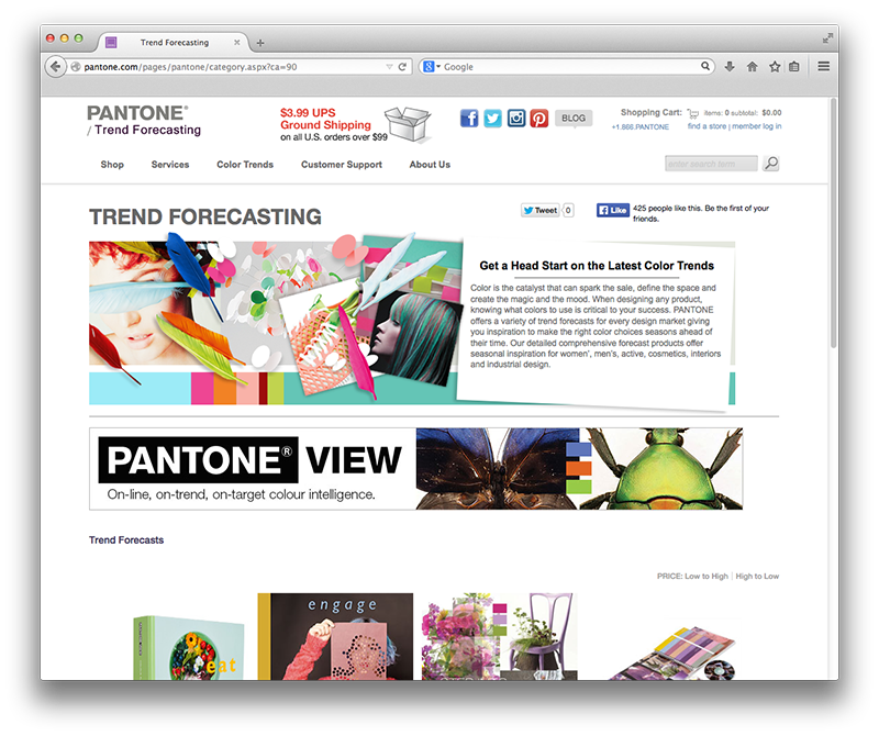 -Pantone.com   Logo Design   Logo Colors