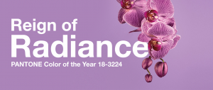 Reign-of-Radiance Pantone Color of the Year 18-3224