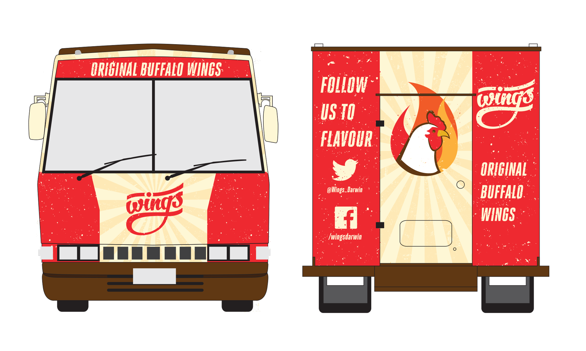 Design A Food Truck House Plans