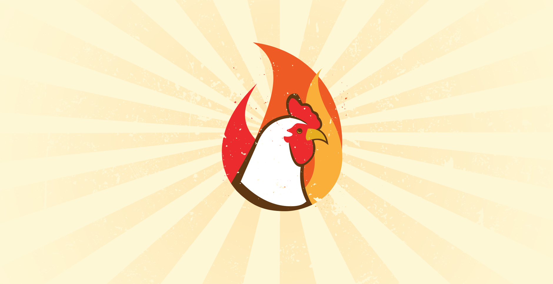 Chicken food logo - photo#25