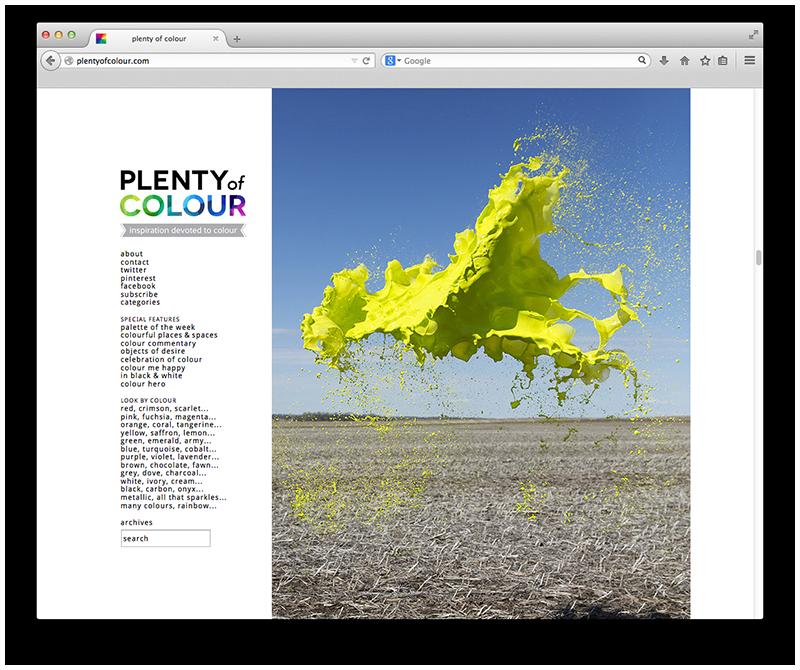 -plentyofcolour.com   Logo Design   Logo Colors