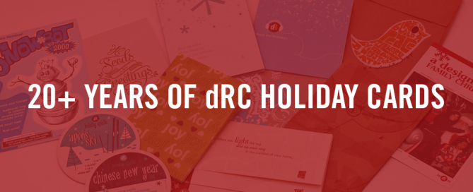 dRC Holiday Cards