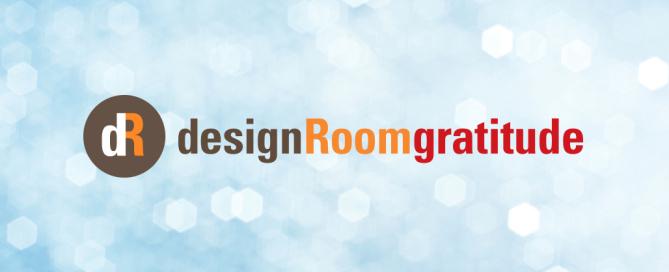 designRoom Gratitude