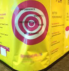 Bent Booth Display | Brand Trade Show