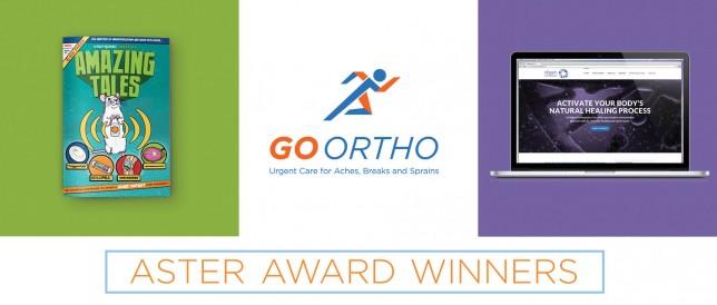 Aster Award WInners