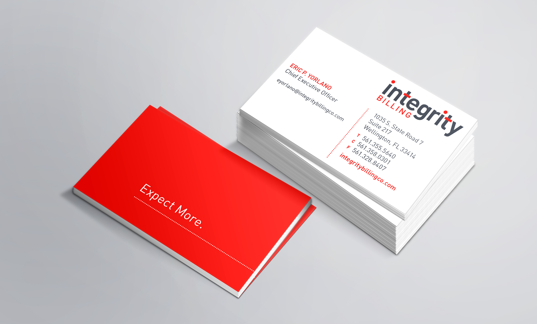 Camelot Business Card