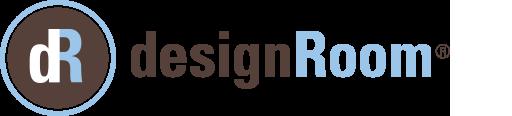 designRoom Creative Retina Logo